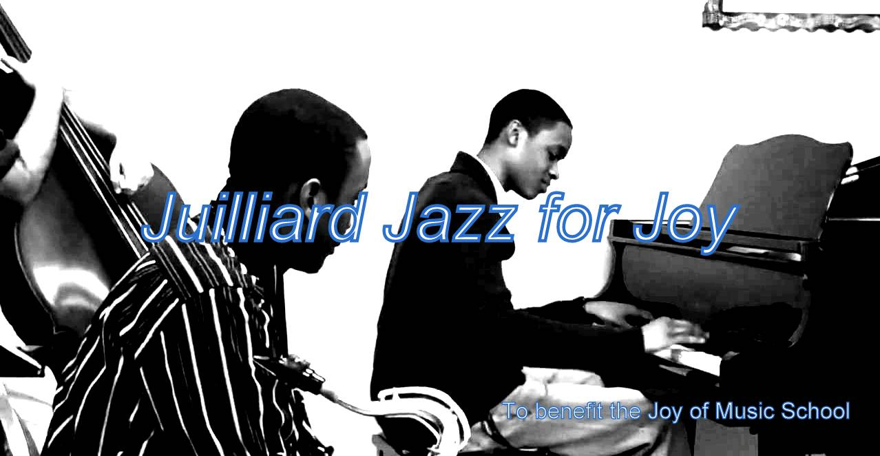 Juilliard Jazz for Joy - Taber Gable Quartet